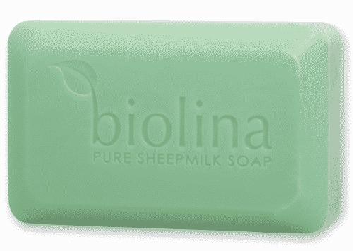 Bio Schafmilchseife mit Bergkräuter - BioLina - Florex 100 g