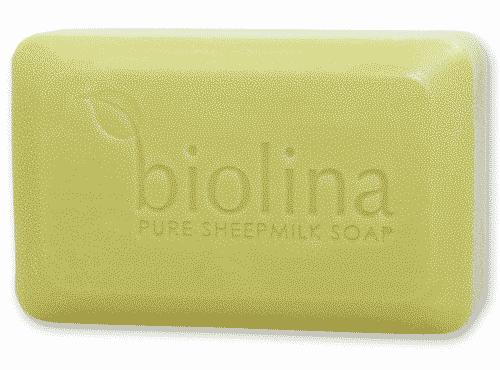 Bio Schafmilchseife mit Lavendel & Vanille - BioLina - Florex 100 g
