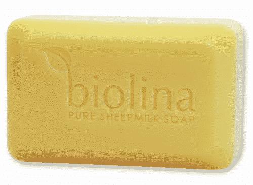 Bio Schafmilchseife mit Zitrusfrucht - BioLina - Florex 100 g