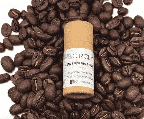 Pflanzliche Lippenpflege mit Kaffeeöl - Bild 2