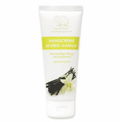 Handcreme mit bio Schafmilch und Vanille - Florex 75 ml