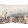 Zirbenkissen Edelweiss - Tiroler Zirbenkissen - 30 cm x 20 cm - Deko