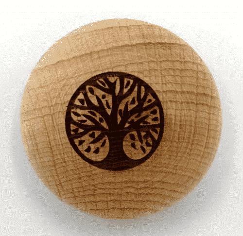 Handschmeichler Baum des Lebens - unverpackt - Baumstark Initiative - Geschenk