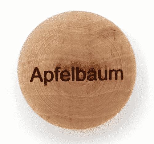 Handschmeichler Apfelbaum - Lieblingsbaum - Baumstark Initiative - Geschenk