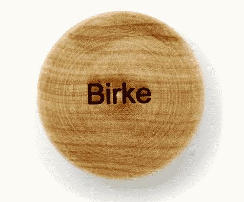 Handschmeichler Birke - Lieblingsbaum - Baumstark Initiative - Geschenk