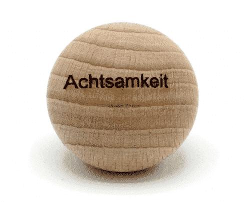 Handschmeichler Achtsamkeit - Achtsamkeit - Baumstark Initiative - Geschenk - Handschmeichler Achtsamkeit - Achtsamkeit - Baumstark Initiative