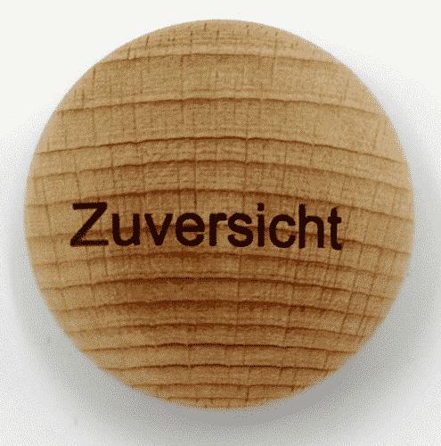 Handschmeichler Zuversicht - unverpackt - Baumstark Initiative