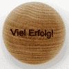 Handschmeichler Viel Erfolg - unverpackt - Baumstark Initiative - Geschenk