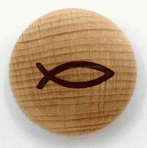Handschmeichler Fisch - unverpackt - Baumstark Initiative - Geschenk