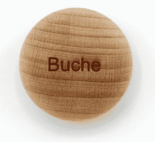 Handschmeichler Buche - Lieblingsbaum - Baumstark Initiative - Geschenk aus Holz