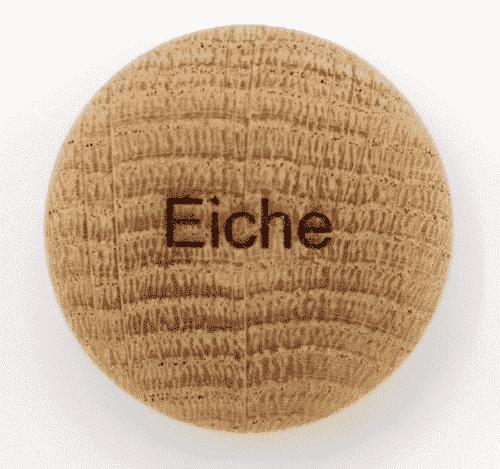 Handschmeichler Eiche - Lieblingsbaum - Baumstark Initiative - Geschenk aus Holz
