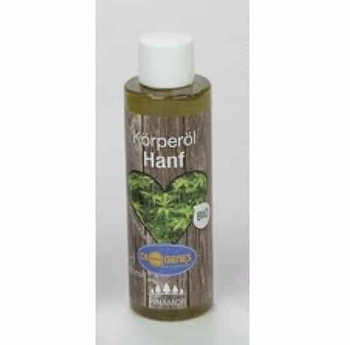 Bio Hanf Körperöl - Diogenes 150 ml