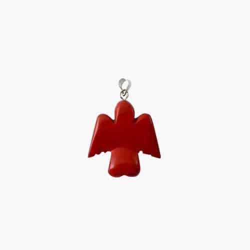 Schutzengel für Sternzeichen Widder - Edelstein roter Jaspis