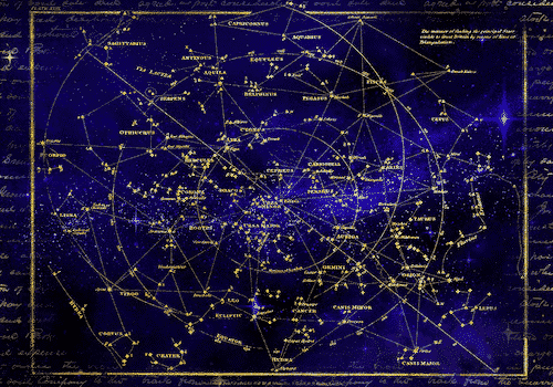 Sterne - Sternzeichen - Tierkreiszeichen