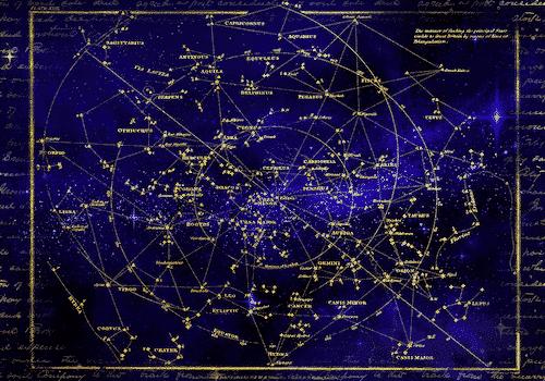 Sterne - Sternzeichen