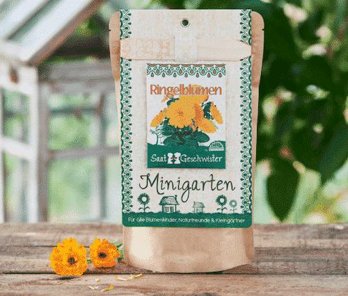 Minigarten Ringelblumen - Die Stadtgärtner