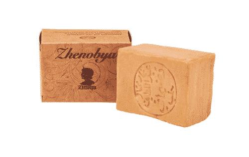 Bio Aleppo Seife mit 12 % Lorbeeröl - Zhenobya 200 g
