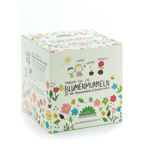 Blumenmurmeln Kit - Die Stadtgärtner 1