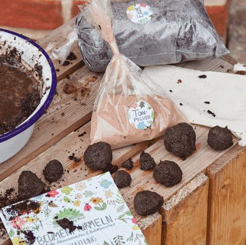 Blumenmurmeln Kit - Die Stadtgärtner 8