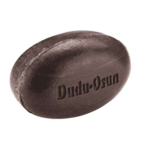 Schwarze Seife parfümfrei - Dudu Osun -Zhenobya 150 g