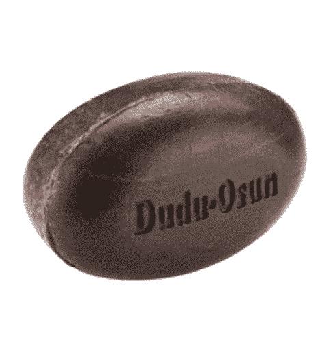 Schwarze Seife - Gästeseife Dudu Osun - Zhenobya 25 g