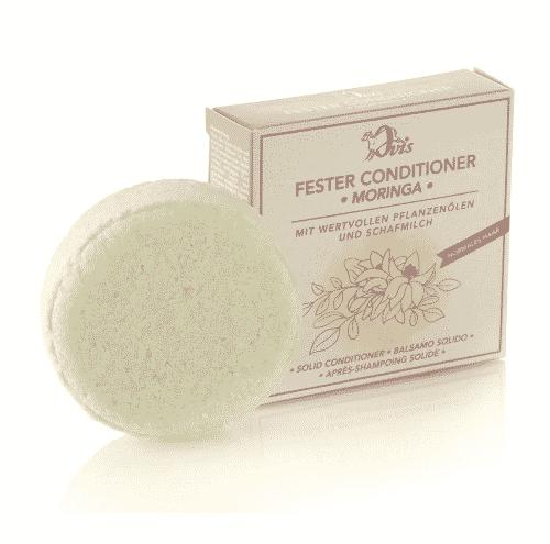 Fester Conditioner mit Moringa und Schafmilch - Ovis 50 g