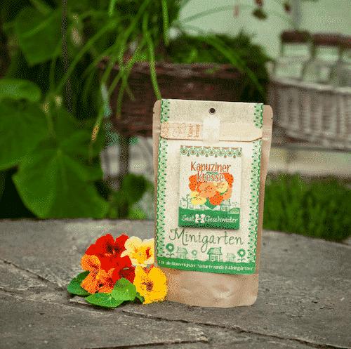 Garten Kapuzinerkrese - Die Stadtgärtner