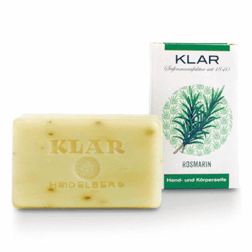 Seife mit Rosmarin palmölfrei - Cosmos zertifiziert - 2