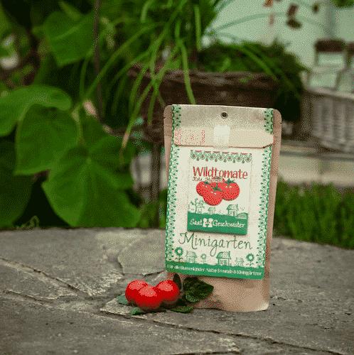 Garten Wildtomate - rote Murmeln - Die Stadtgärtner
