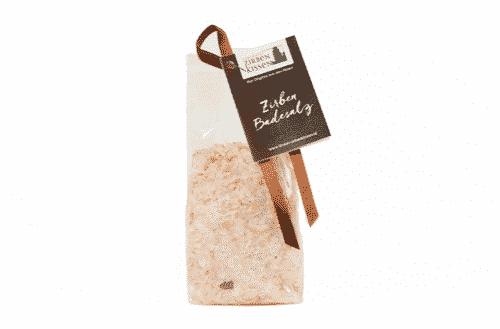 Badesalz Zirbe - Tiroler Zirbenkissen 150 g
