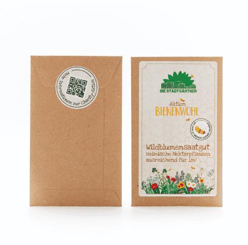 Bienenwohl Saatgut - Die Stadtgärtner 4