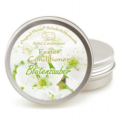 Fester Conditioner - Blütenzauber - Florex 58 g