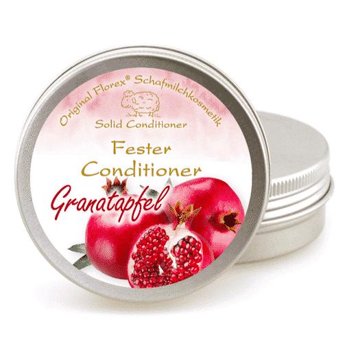 Fester Conditioner - Granatapfel - Florex 58 g