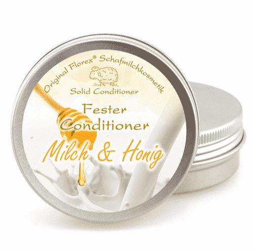 Fester Conditioner - Milch & Honig - Florex 58 g