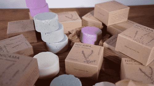 NICAMA festes Shampoo