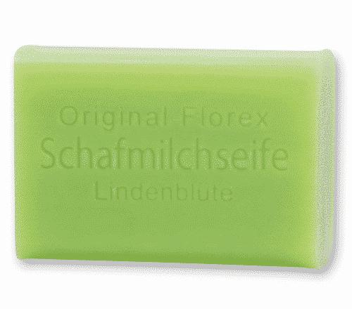 Schafmilchseife Lindenblüte - Florex 100 g