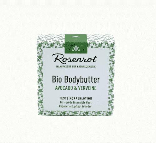 Bio Bodybutter Avocado & Verveine - Feste Lotion - 2