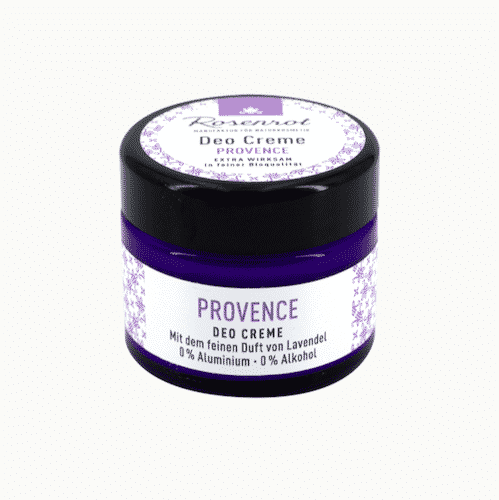 Deo Creme Provence - vegan - Rosenrot 50 g