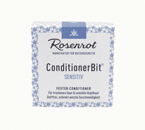 Fester Conditioner sensitive duftfrei - ConditionerBit - Rosenrot 60 g - 2