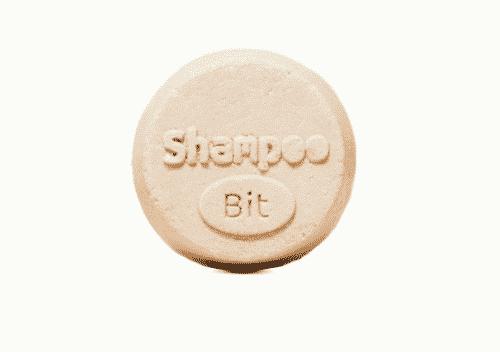 Festes Shampoo Calendula-Ghassoul - ShampooBit - Rosenrot 55 g - 1