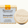 Festes Shampoo Kornblume-Zitrone - ShampooBit - Rosenrot 55 g