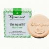 Festes Shampoo Melisse-Hanf - ShampooBit - Rosenrot 55 g - 1