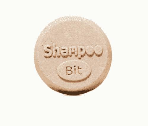 Festes Shampoo Orange-Salbei - ShampooBit - Rosenrot 55 g - 2