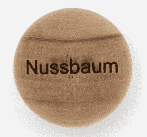 Handschmeichler Nussbaum - Lieblingsbaum - Baumstark Initiative
