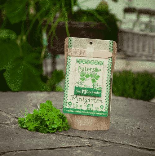 Minigarten Petersilie - Die Stadtgärtner