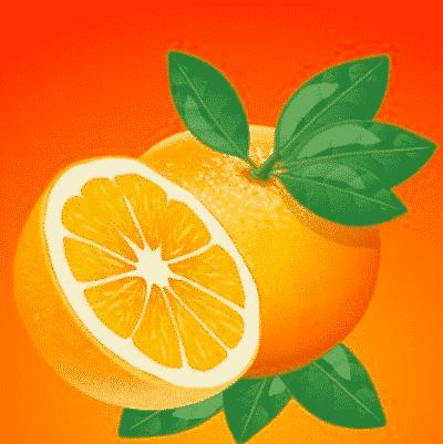 Bioseife Amelie - Orange