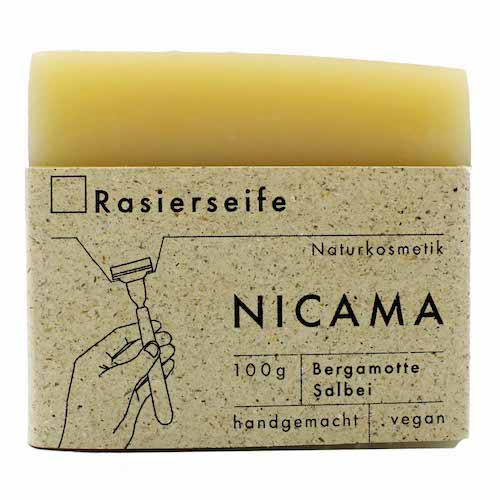 Rasierseife - NICAMA 100 g