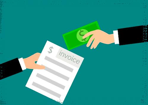 Zahlung auf Rechnung