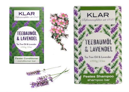 2er Set - Teebaumöl und Lavendel