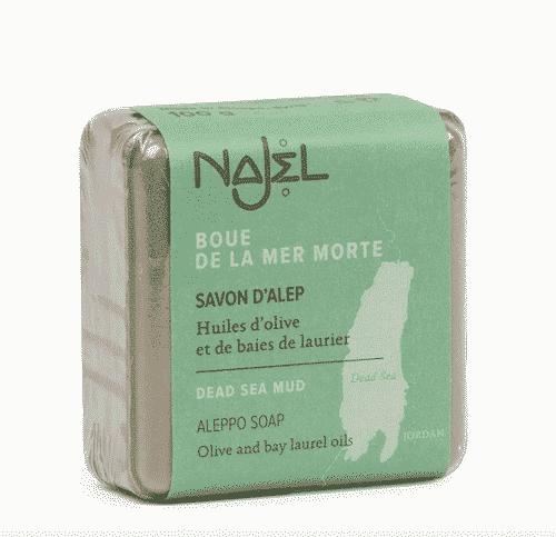 Aleppo Seife Totes Meer Schlamm - Najel 100 g
